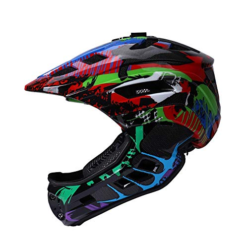 Cheap HUANJIA Helmets for Kids 5-8,Bike Helmet,Adjustable from Toddler to Youth Size,Durable Kid...