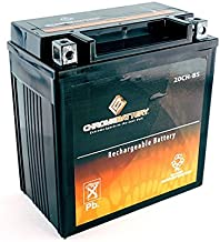 YTX20CH-BS Rechargeable Motorcycle Battery for Kawasaki Vulcan 1600 Classic 2005