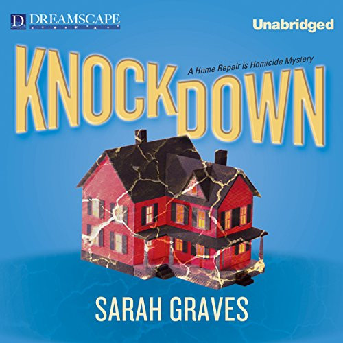 Knockdown audiobook cover art
