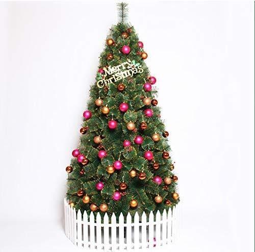 Inicio Equipos Decoraciones para árboles de Navidad Exterior Interior Preiluminado Árbol de Navidad artificial Pvc ecológico Fibra óptica Árbol de Navidad en luces LED Decoraciones Decoración navid