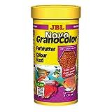JBL Comida de Colores para Peces de Acuario, granulado, novogranocolor