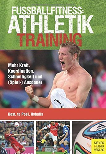Fußballfitness: Athletiktraining von Hans-Dieter te Poel (4. Mai 2015) Taschenbuch