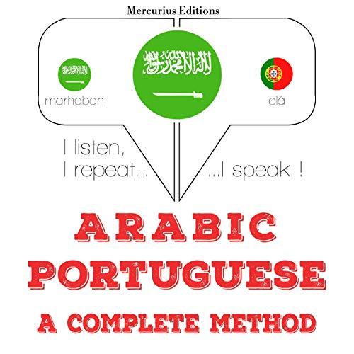Arabic - Portuguese. a complete method cover art