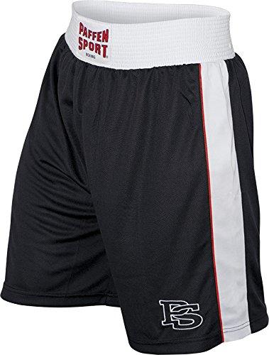 Paffen Sport Contest Boxerhose; schwarz/weiß; GR: S