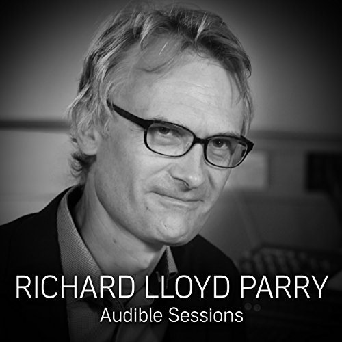 Richard Lloyd Parry audiobook cover art