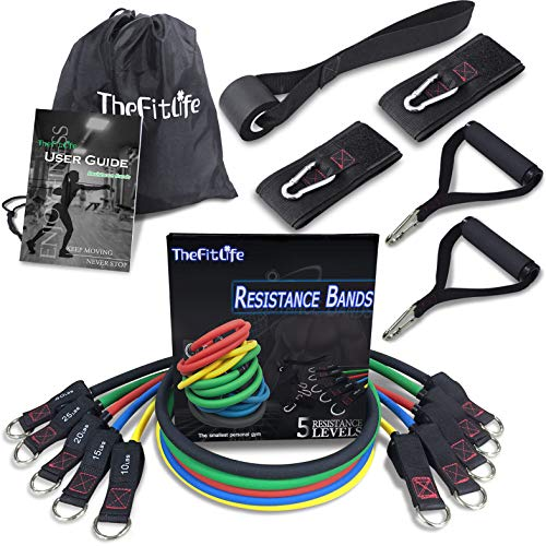 Kit de fitness TheFitLife