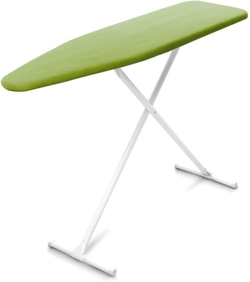 Homz T-Leg Our shop OFFers the best service Adjustable Height Foam Ironing sold out Board Pad Cotton with
