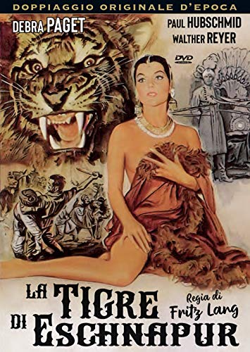 La Tigre Di Eschnapur (1959)