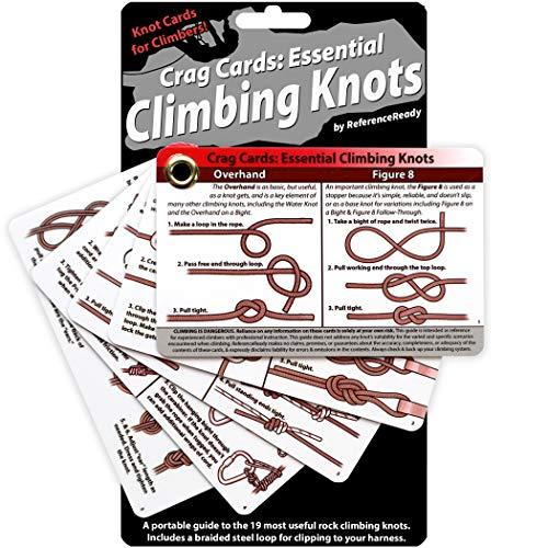 Crag Cards Essential Climbing Knots