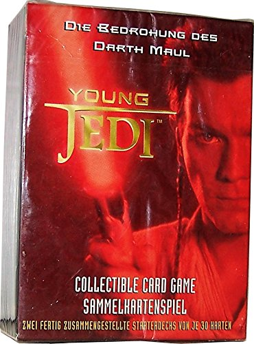 Star Wars - Young Jedi Sammelkartenspiel Starterdeck (deutsch)