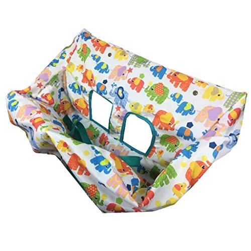 Fenteer Safety 1st Caddy Protect Protezione Carrello della Spesa, Seduta Imbottita...
