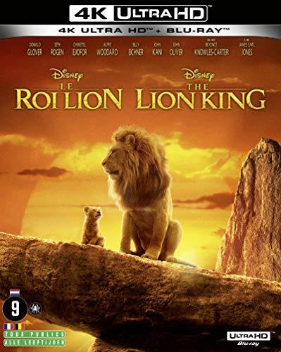 Le roi lion 4k ultra hd [Blu-ray] [FR Import]