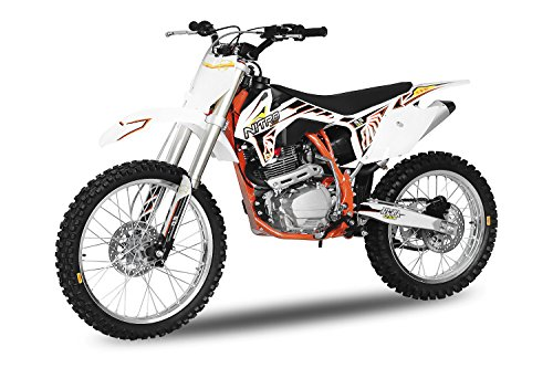 250cc Tornado Dirtbike 21/18 Zoll 4-Gang Manuell | Bike Cross Crossbike Offroad Pitbike