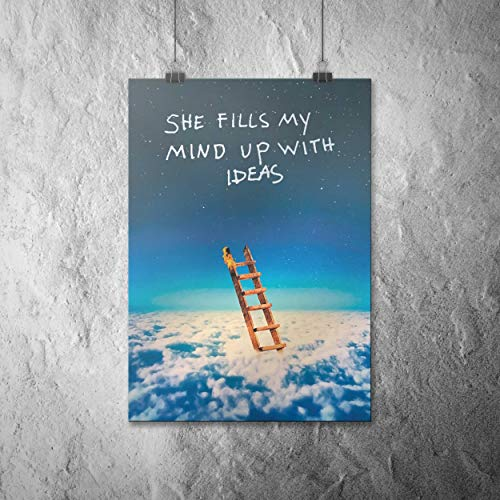 Bbgifttravis Scott Highest In The Room Canvas Poster Wall Art Print On Fabric Home Decor Great Gift Idea Dailymail