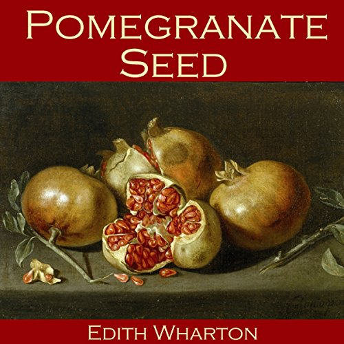 Pomegranate Seed audiobook cover art