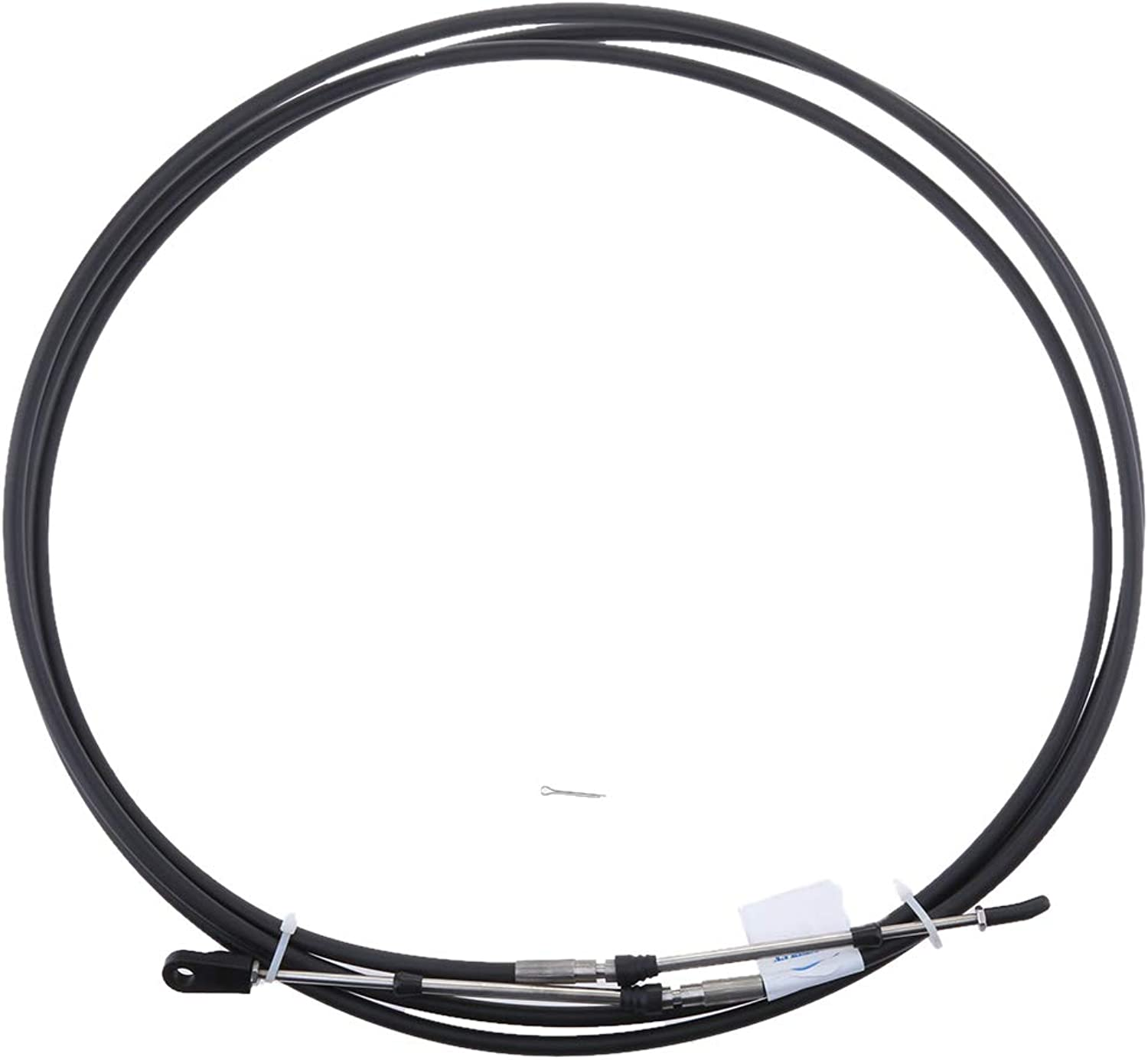 Baosity Marine Boat Outboard Engine Thredtle Control Cable Yamaha Outboard