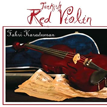 Turkish Red Violin
