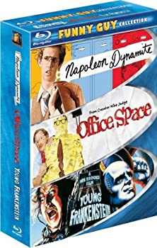 Funny Guy Collection  Napoleon Dynamite / Office Space / Young Frankenstein  [Blu-ray]