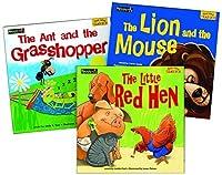 Newmark Learning NL3561 We Get Along Theme: 3-Book Set Grade: Kindergarten to 3 (Pack of 3) [並行輸入品]