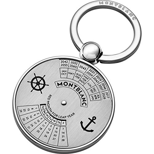 Montblanc Perpetual Calend Key Fob