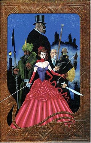 La ligue des gentlemen extraordinaires : Les archives secrètes + le film en DVD: Coffret
