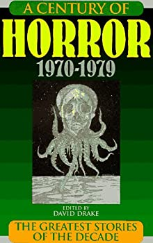Century of Horror 1970-1979 1567311571 Book Cover