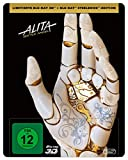 Alita: Battle Angel (3D Steelbook + 2D Blu-ray) [Limited Edition]