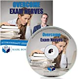 Overcome Exam Nerves Hypnosis CD - Perform Better on Tests with the Power of Hypnotherapy