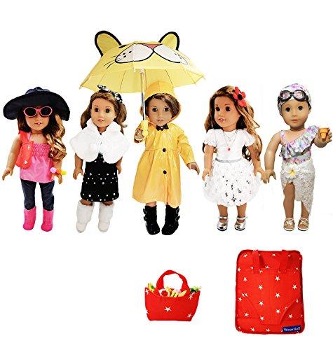 Weardoll 18 Inch Doll Clothes An...