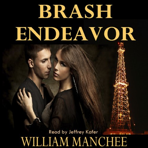 Brash Endeavor audiobook cover art
