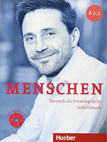 MENSCHEN A2.1 Ab+CD-Audio (ejerc.): Arbeitsbuch A2.1 mit Audio-CD: Vol. 3
