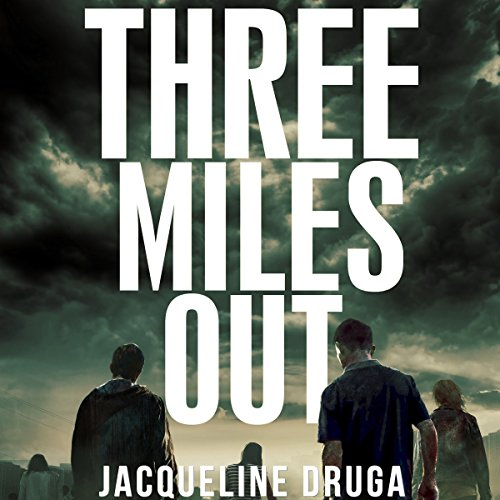 Three Miles Out: Book One audiobook cover art