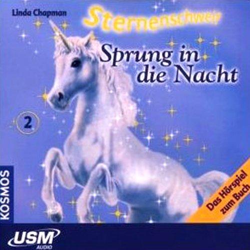 Sprung in die Nacht (Sternenschweif 2) Titelbild