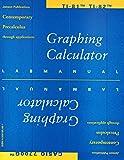 Contemporary Precalculus Through Applications: Graphing Calculator Lab Manual Casio 7700G/Ti-81 Ti-82