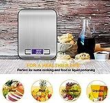 Zoom IMG-2 bilancia digitale da cucina adoric