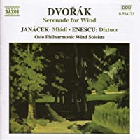Dvorak: Serenade for Wind by VARIOUS ARTISTS (2000-04-11)