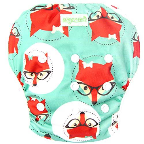 Wegreeco 3 Pack of Baby & Toddler Swim Diaper