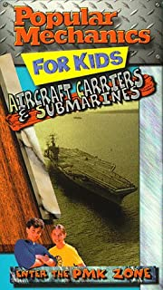 Aircraft Carriers & Submarines VHS