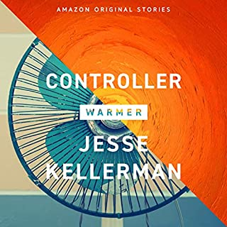 Controller audiobook cover art