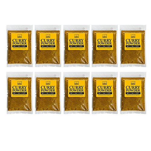 カレー粉 (100g×10個) 簡易パッケージ カレーパウダー 神戸アールティー curry powder