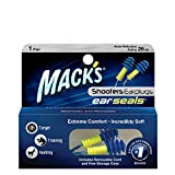 Mack's Shooters Ear Seals Ear Plugs, 1 Pair