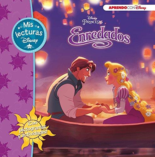 Enredados (Mis lecturas Disney): Con pictogramas y actividades