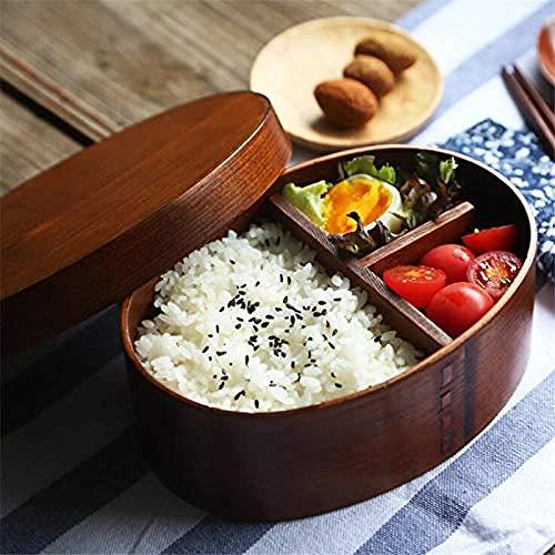 ZJJJD Party Lunch Food Box Boîte De Rangement Biodégradable Boîte À Bento pour Le Déjeuner Vaisselle Set Déjeuner Boîte De Pique-Nique Isolée Boîte De Nourriture Isolée Bento Box Haute Qualité