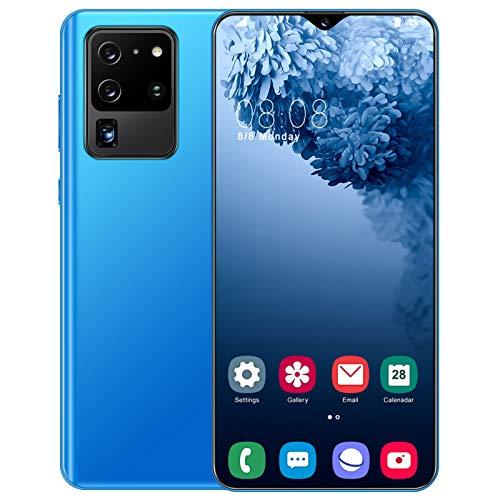 Smartphone Offerta del Giorno 4G, Android 10 Cellulari con 16MP+32MP Camera, 7.0 Pollici HD Schermo, 8GB RAM 128GB Rom, 4800mAh Batteria Grande, Dual SIM Telefonia Mobile