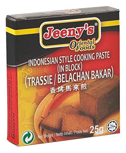 Jeeny's Garnelenpaste gebraten, 10er Pack (10 x 25 g)