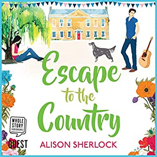 Escape to the Country audiobook cover art