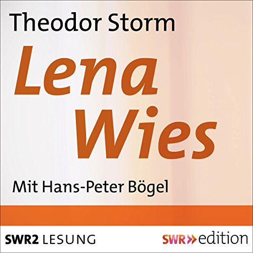Lena Wies audiobook cover art