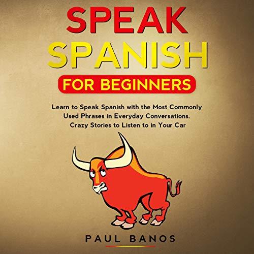 Speak Spanish for Beginners cover art