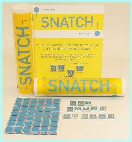 David Westnedge Snatch It Word Game Englisch Version