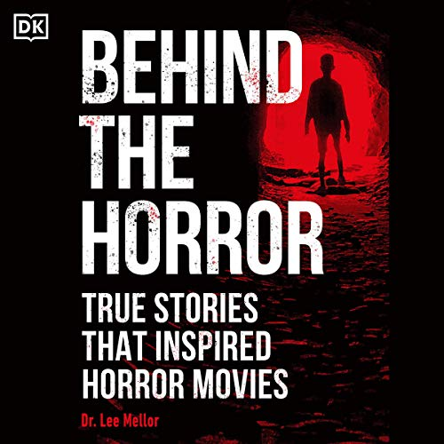 Behind the Horror  By  cover art
